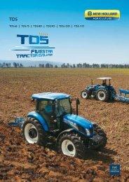 TD5.65 I TD5.75 I TD5.8O I TD5.9O I TD5.1OO I TD5 ... - New Holland