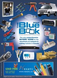 BUYERS' GUIDE for the - Electrical Business Magazine