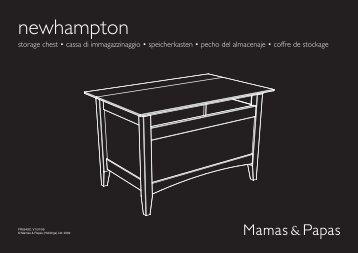 newhampton - Mamas & Papas