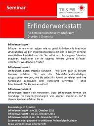 Flyer - teundpe.de