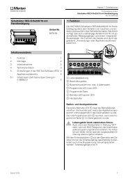 Schaltaktor REG-K/8x230/16 mit Handbetätigung ... - Eibmarkt