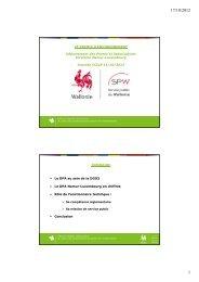 3.présentation DPA CCILB 20121011 - Environnement-Entreprise