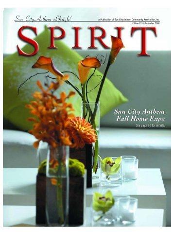 SCA Sept 08 - Sun City Anthem