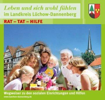 RAT – TAT – HILFE - Landkreis Lüchow-Dannenberg