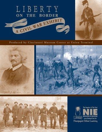 to access a PDF of the Teacher's Guide! - Cincinnati Museum Center