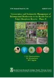 5 x 7 in. (2) - Kerala Forest Research Institute