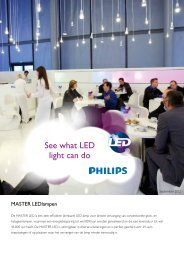 Master LED Brochure - Philips