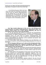 Interview mit Erwin Josef Tigla und Horst Schmidt, - Demokratisches ...