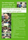 Verslag workshop bouwen in Landelijk Noord - Centrale ... - Page 2
