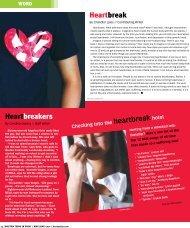 Heartbreakers Heartbreak - Teens in Print