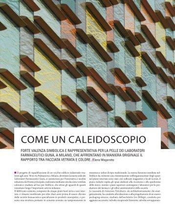 COME UN CALEIDOSCOPIO - Polis Engineering Srl