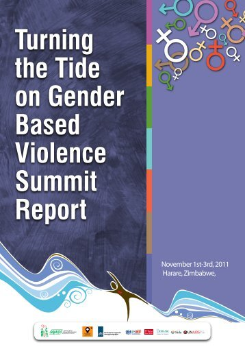Turning the Tide on Gender Based Violence Summit Report - SAfAIDS