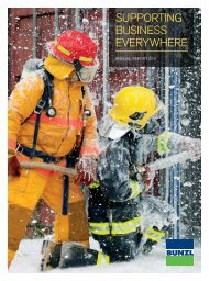 Annual Report 2011 - Bunzl