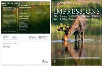 Download - UBC Dentistry - University of British Columbia