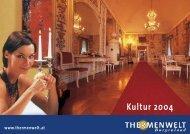 Kultur 2004