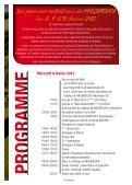 LES ENTRETIENS DE MALBROUCK - Page 2