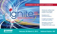 to Download - NASSP Conference 2014