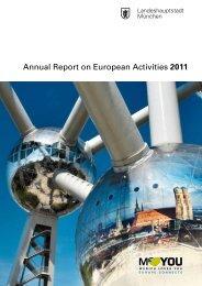Annual Report on European Activities 2011 - Wirtschaft