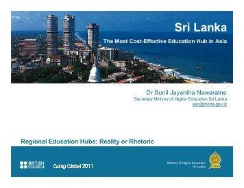 Sunil Nawaratne presentation (pdf) - Internationalising Higher ...