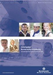Arbeitgeber Bundeswehrverwaltung ( PDF , 12,1 MB) - Ziviler ...