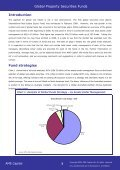 GLOBAL PROPERTY SECURITIES FUNDS – AME Capital - EPRA - Page 3