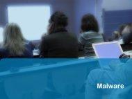 Malware - Belnet - Events