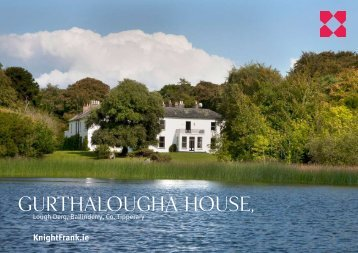 to view Gurthalougha House Brochure