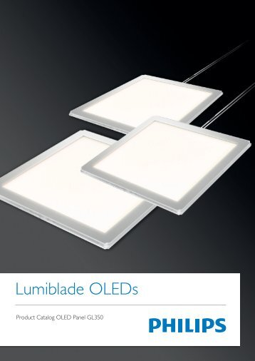 Philips-GL350-oled-product-sheet - Philips Lighting