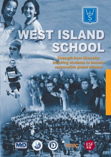 WIS Prospectus 2012 - West Island School New Portal