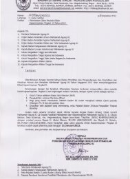 Diklatpim TIngkat II - Badan Litbang Diklat Kumdil