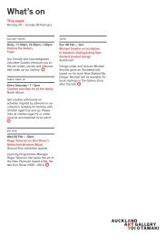What's on this week - 20 Feb - 4 March (PDF, 223.34KB)