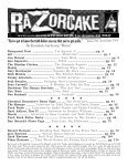 Razorcake Issue #20 - Page 3