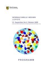 Microsoft Word - Programm IKW 2009.doc - Stadt Leipzig