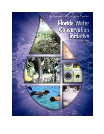 Water Conservation Initiative - Florida Department of Environmental ...