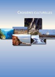 CROISIÈRES cULTURELLES - Terre Entière