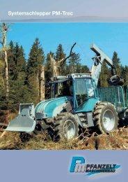 Systemschlepper PM-Trac - Gp1.ro