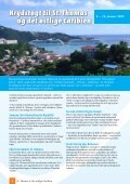 · CARIBIEN · STILLEHAVET · SYDAMERIKA ... - Seadane Travel - Page 4