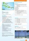· CARIBIEN · STILLEHAVET · SYDAMERIKA ... - Seadane Travel - Page 5
