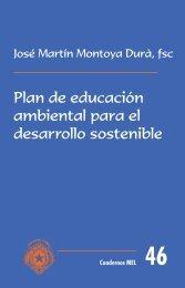 Plan de educación ambiental para el desarrollo sostenible
