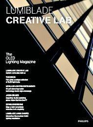 LUMIBLADE CREATIVE LAB - Philips