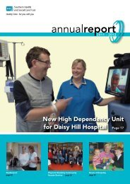 Annual Report 2011-12 - Southern Health and Social Care Trust