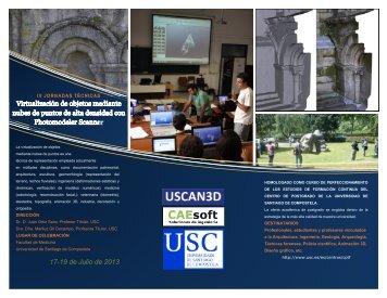 Tríptico 2013 - Páxinas persoais - USC