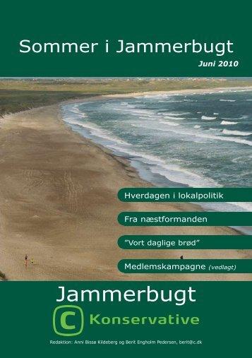 Medlemsblad juni 2010 - Konservativ Folkeparti