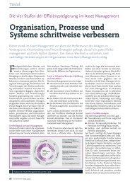 Organisation, Prozesse und Systeme ... - solutionproviders