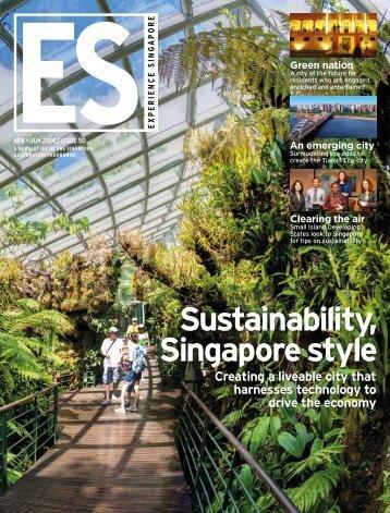 Sustainability, Singapore style