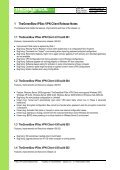 TheGreenBow IPSec VPN Client Release Note 4.5 - Page 2