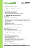 TheGreenBow IPSec VPN Client Release Note 4.5 - Page 6