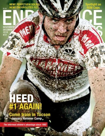 Endurance News - Issue 72 - Hammer Nutrition