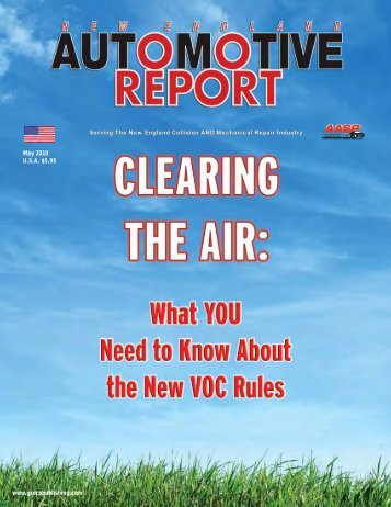 May 2010 New England Automotive Report - Thomas Greco ...