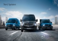 Sprinter. - Mercedes-Benz PRAHA
